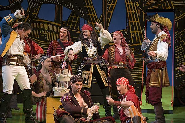 Opera Austrailia Pirates of Penzance